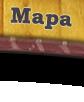 Mapa s možností navigace